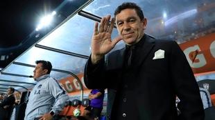 David Patiño, nuevo entrenador de Dorados.
