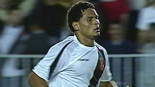 Fabio Junior en su época en el Vasco de Gama