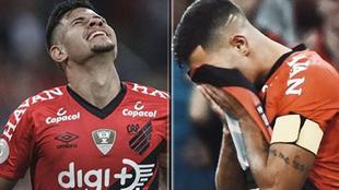 Bruno Guimaraes, joven mediocentro brasileño de 22 años, lloró en...