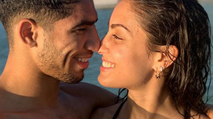 Hiba Abouk confirms marriage proposal from Achraf Hakimi