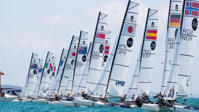Cinco tripulaciones españolas se meten en las series finales.