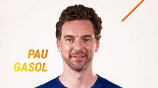 Pau Gasol, candidato al COI.