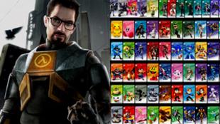 Gordon Freeman podría ser uno de los nuevos personajes de Super Smash...