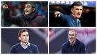 Algunos de los técnicos de LaLiga que finalizan contrato en junio de...