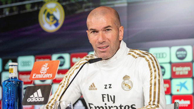Real Madrid vs Espanyol line-ups: Zidane makes six changes