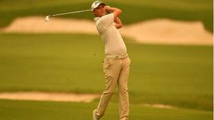 El australiano Matt Jones, en el torneo