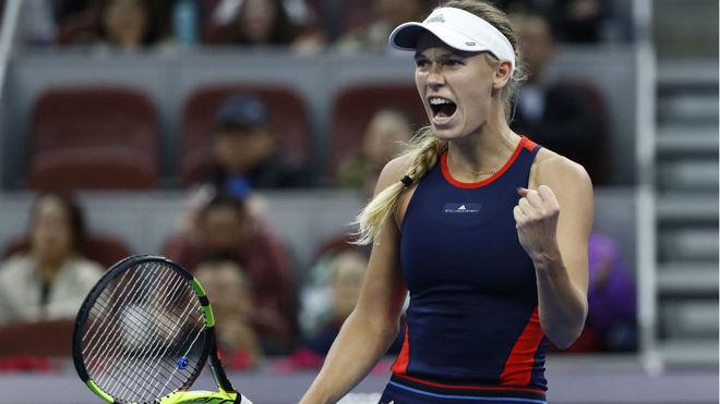 Carol Wozniacki se retirará del tenis luego del Abierto de Australia