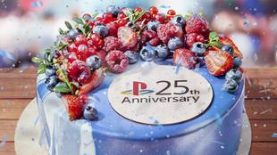 La primera consola de PlayStation cumplió 25 años.