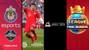 El Bayern llegaría a los eSports