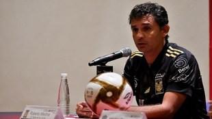 Roberto Medina busca su tercer título