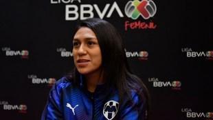 Jugadoras de Monterrey hablan previo a la final