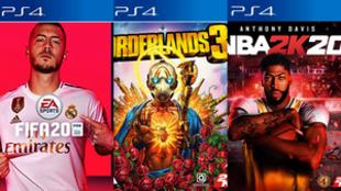 FIFA 20, Borderlands 3 y NBA 2K20 cuentan con descuento en PlayStation...