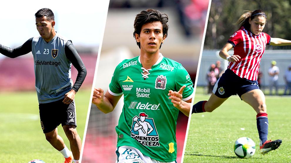 Saucedo, Macías y Palafox protagonizan el mercado de fichajes.