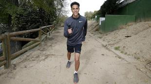 Ouassim Oumaiz lidera el equipo masculino absoluto en este Europeo de...