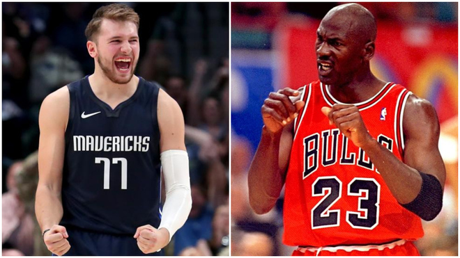 Doncic, a por un récord de Michael Jordan en el 'NBA Saturdays'