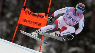 Beat Feuz, ganador de los dos últimos Globos de descenso, se ha...