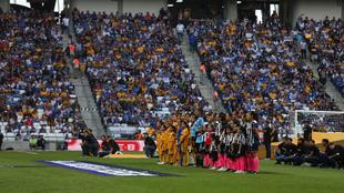 El récord de asistencia aún le pertenece al Estadio BBVA.