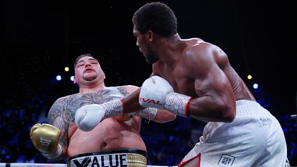 Andy Ruiz Jr Dieta boxerului care l-a bătut pe Anthony Joshua s-a bazat pe ciocolata GQ Spania