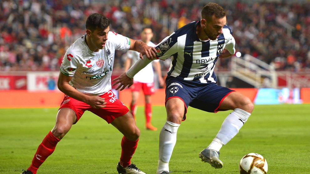 Necaxa vs Monterrey, en vivo el minuto a minuto