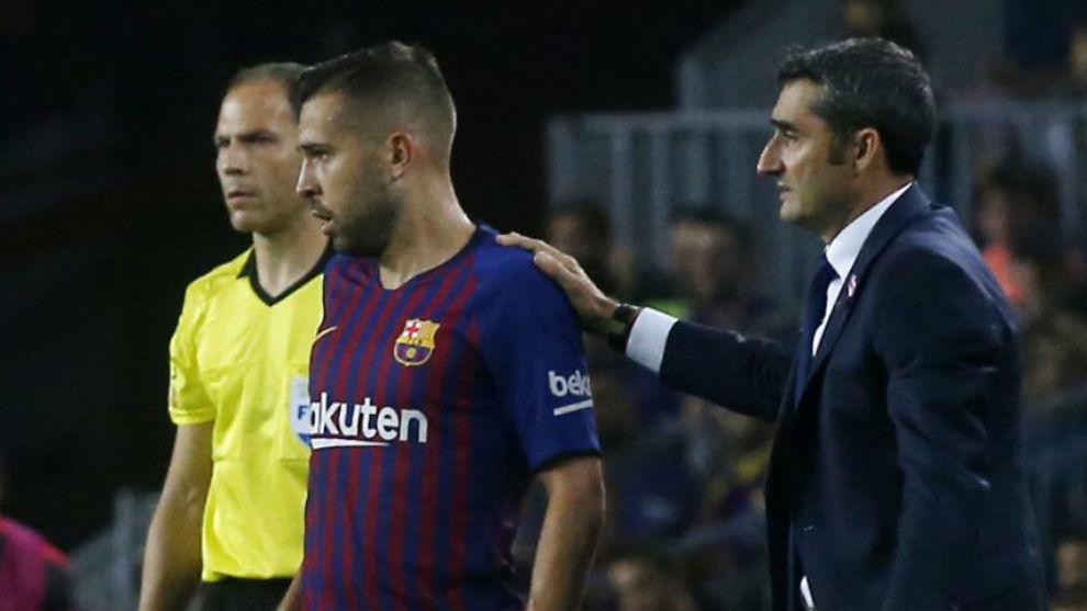 Alba and Valverde