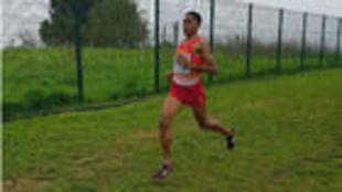 Abdessamad Oukhelfen, en la imagen