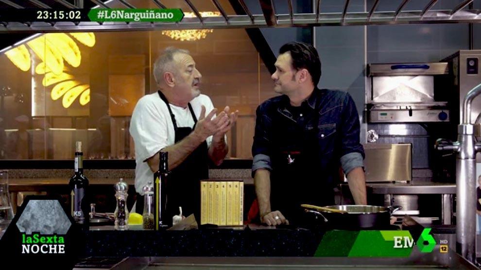 Karlos Arguiñano ha vuelto a sembrar la polémica por sus...