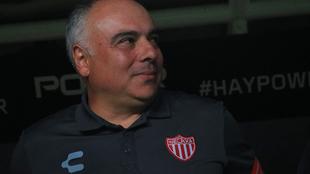 Memo Vázquez se va del Necaxa... ¿llegará an San Luis?