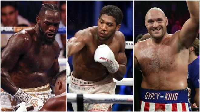 Boxeo Tras El Triunfo De Anthony Joshua Quién Es El Mejor Peso Pesado De La Actualidad Marca Com