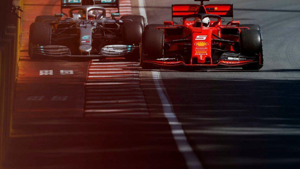 El incidente entre Vettel y Hamilton en Canadá.