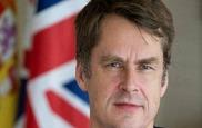 Hugh Elliot, embajador británico en España, contó una bonita...