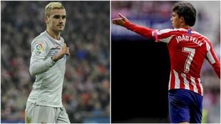 Griezmann y Joao Félix han tenido comienzos calcados en el Atlético