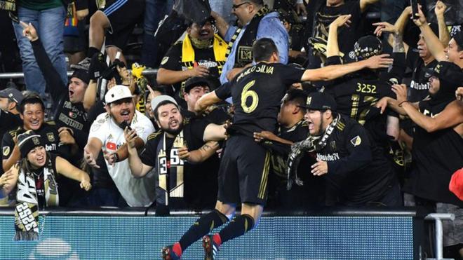 El LAFC debuta en la Concachampions