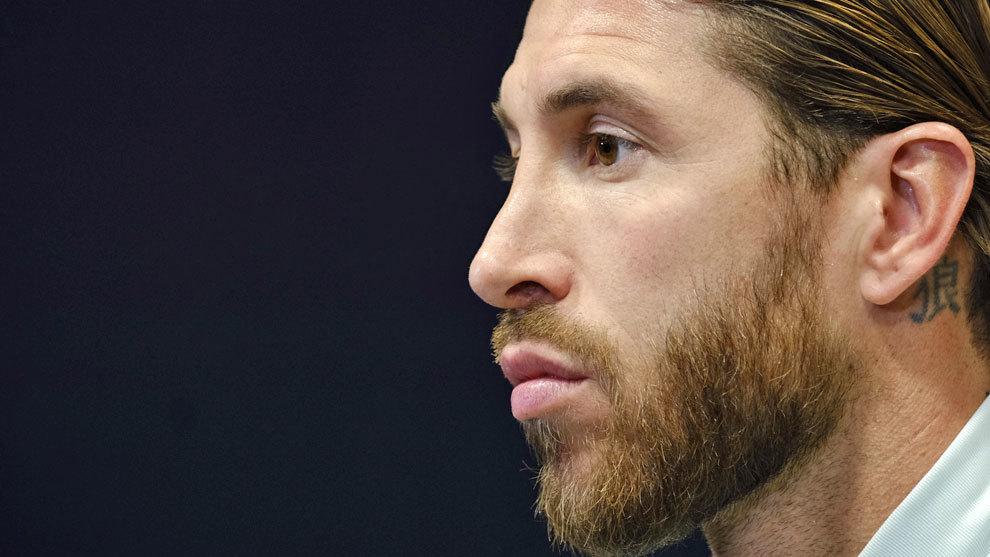 Sergio Ramos, en una imagen de archivo