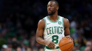 Kemba Walker es uno de los líderes de estos Celtics