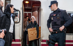 Greta Thunberg ya está en Madrid para acudir a la Cumbre del Clima
