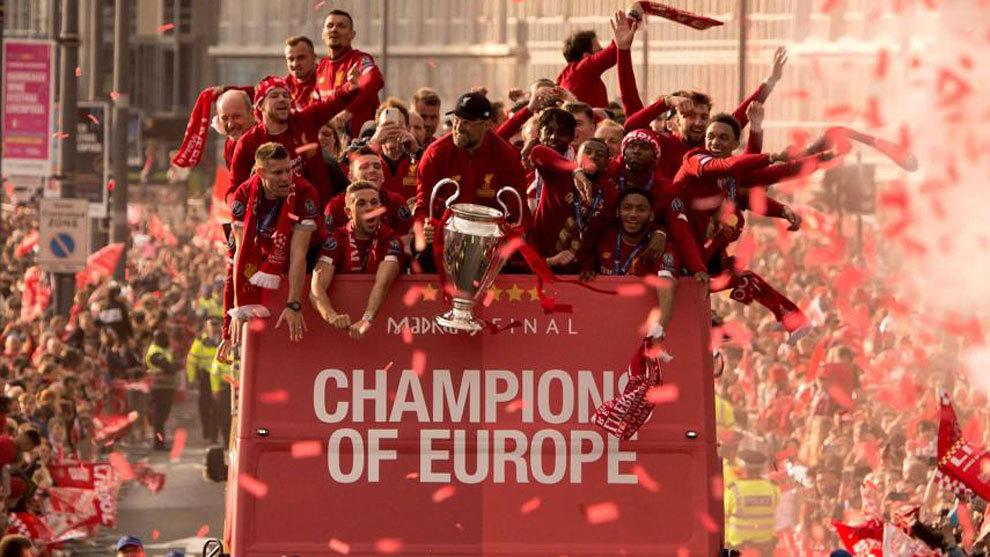 Liverpool vs Red Bull Salzburgo: los