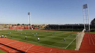 Imagen de la Ciudad Deportiva de Las Rozas