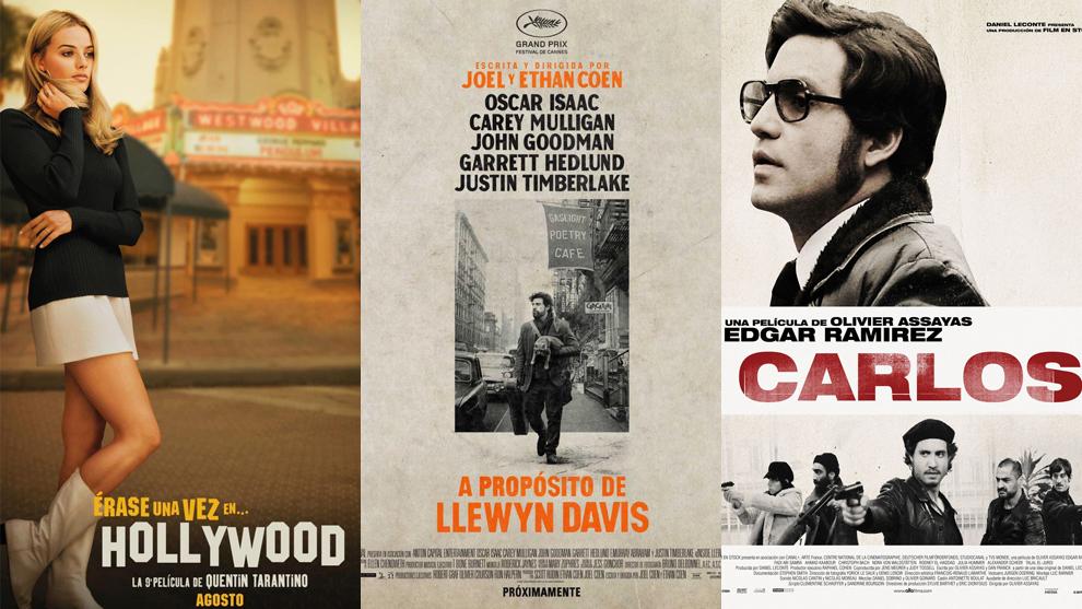 'The Hollywood Reporter' elige las 10 mejores películas de la década