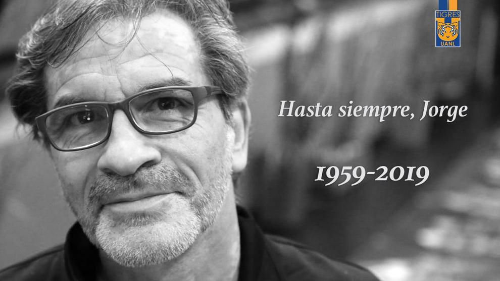 Tigres dio a conocer el fallecimiento de Jorge Guzmán, padre de...