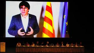 Imagen de Carles Puigdemont
