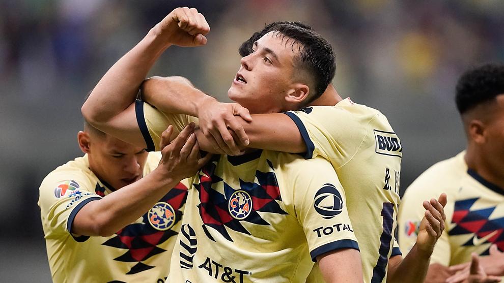 Federico Viñas es uno de los jugadores que más crecimiento tuvo en...