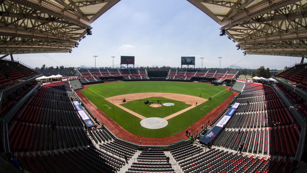 Padres y D-backs jugarán en la Ciudad de México