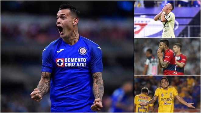 Cruz Azul supera hasta por 2 millones a Chivas.