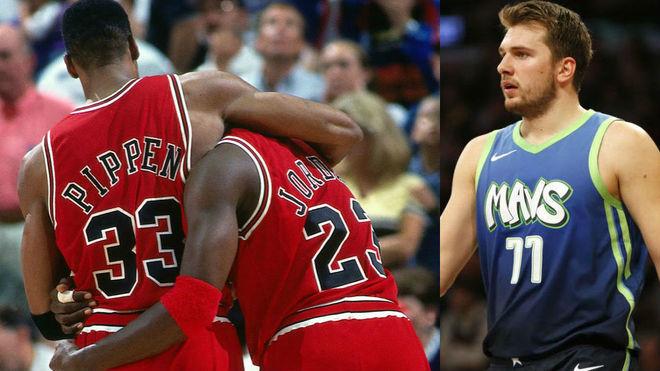 Rango Mojado vendedor  NBA: El 'escudero' de Michael Jordan niega su comparación con Doncic: