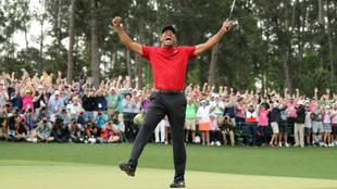 Tiger Woods es aclamado en cualquier rincón del mundo.