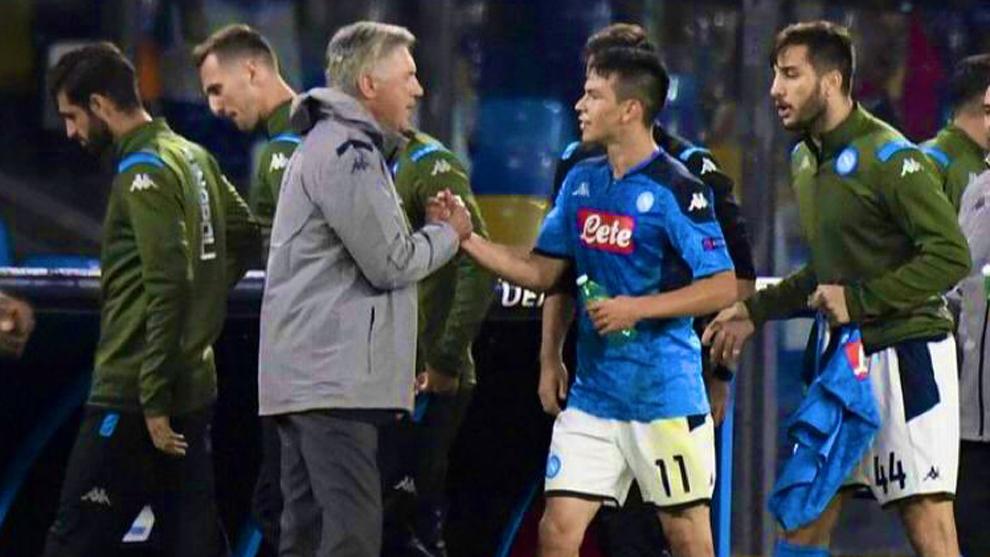 Everton prepara una millonaria oferta por Hirving Lozano, también buscaría llevarse a Allan