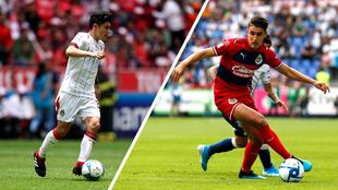 Michael Pérez y Josecarlos Van Rankin saldríand e Chivas