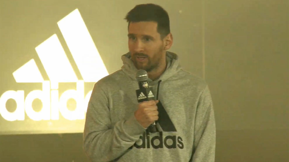 Lionel Messi Speaks Ahead Of El Clasico