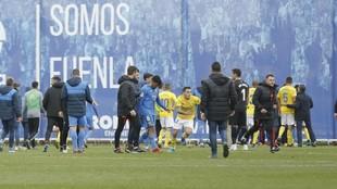 Un partido en el Fernando Torres