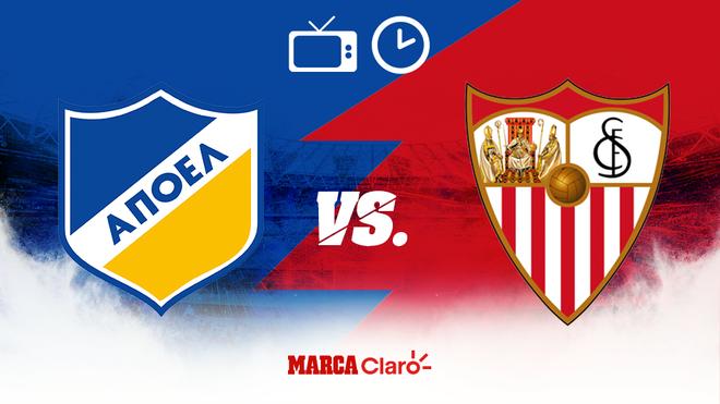 Xem lại APOEL vs Sevilla, Europa League – 13/12/2019